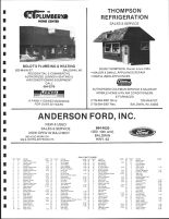 Baldwin Township Owners Directory, St. Croix County 1987